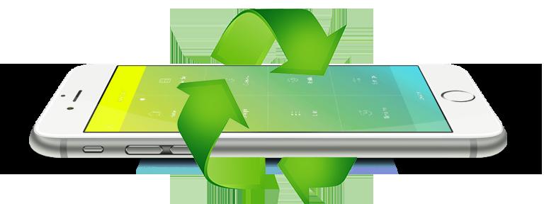 Smartphone eco responsable