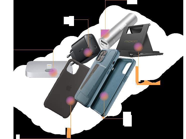 les derniers accessoires iphone